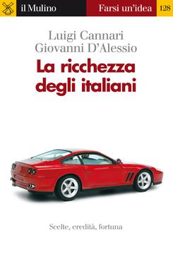 copertina La ricchezza degli italiani