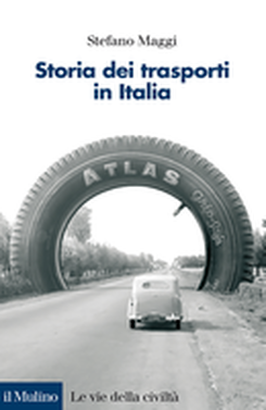 copertina Storia dei trasporti in Italia