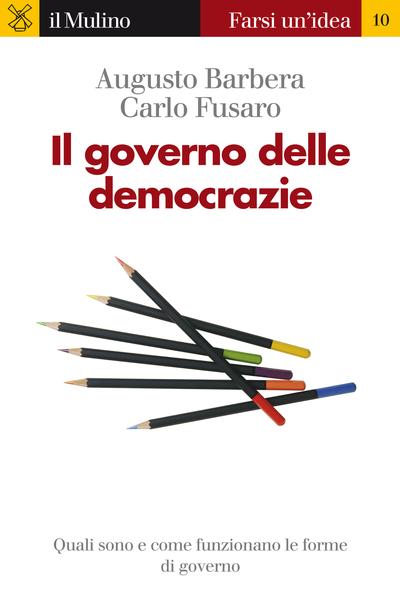 Cover Il governo delle democrazie