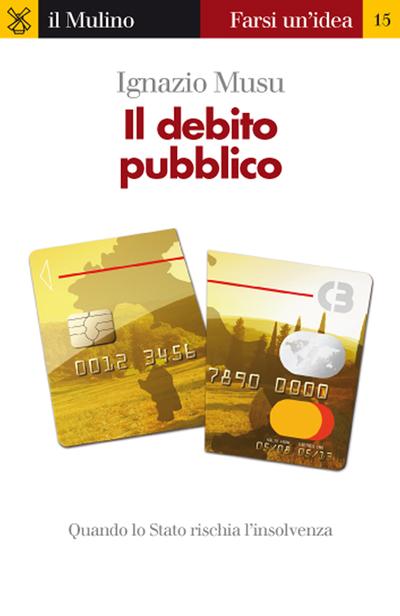 Cover Il debito pubblico