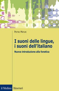 copertina I suoni delle lingue, i suoni dell'italiano
