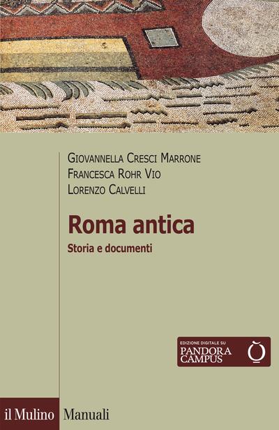 Cover Roma antica