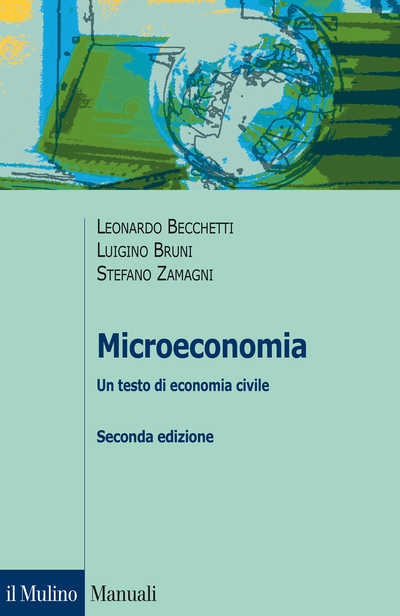 Cover Microeconomia