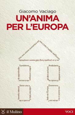 copertina Un'anima per l'Europa
