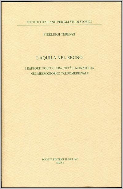 Cover L'Aquila nel Regno