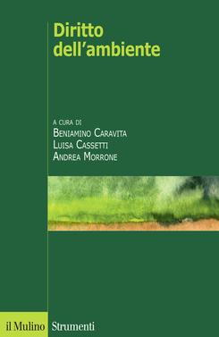 copertina Diritto dell'ambiente