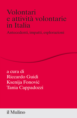 copertina Volontari e attività volontarie in Italia
