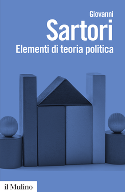 copertina Elementi di teoria politica