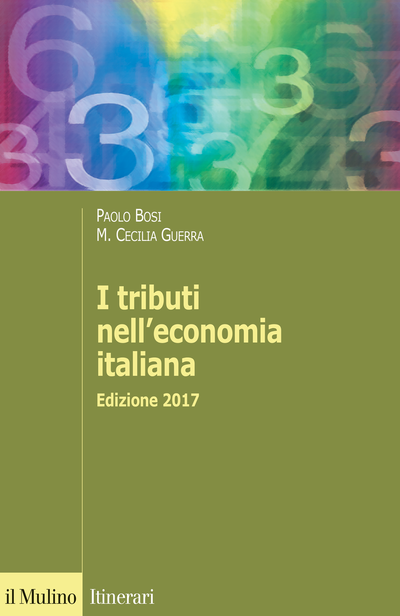 Cover I tributi nell'economia italiana