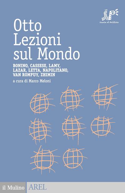 Cover Otto lezioni sul mondo