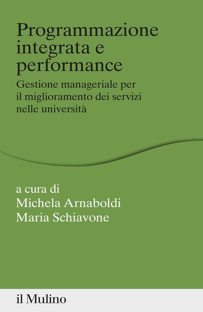 Cover Programmazione integrata e performance