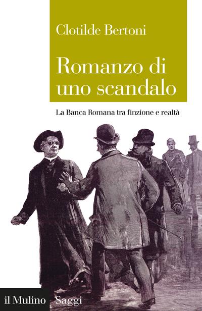 Copertina Romanzo di uno scandalo