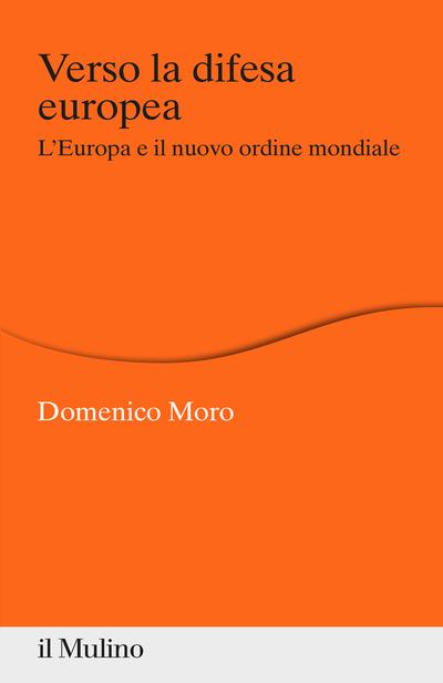 Cover Verso la difesa europea