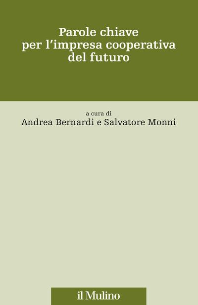 Cover Parole chiave per l'impresa cooperativa del futuro