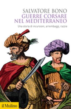 copertina Corsair Wars in the Mediterranean