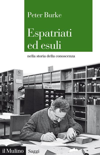 Copertina Espatriati ed esuli