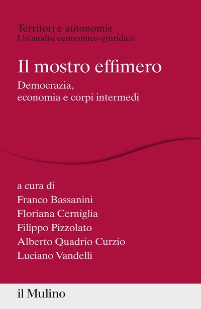 Cover Il mostro effimero