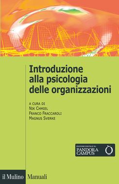 copertina Introduzione alla psicologia delle organizzazioni
