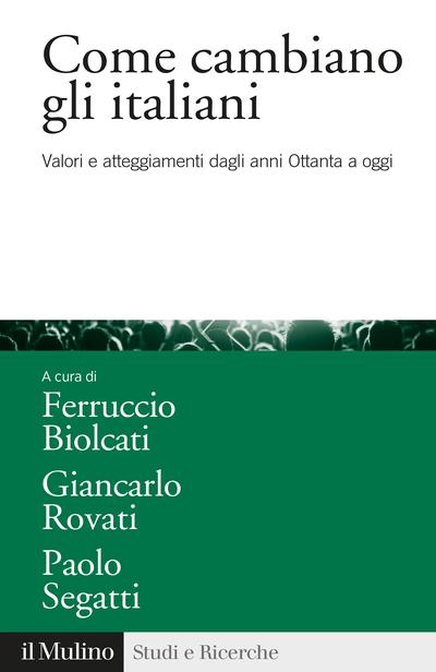 Cover Come cambiano gli italiani