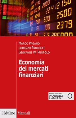 copertina Economia dei mercati finanziari