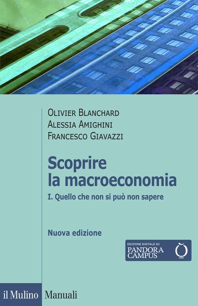 Cover Scoprire la macroeconomia. I