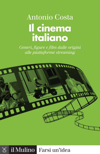 Copertina Il cinema italiano